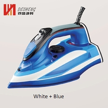 OEM supplied dry steam iron, garment steam iron, top rated steam irons 2017