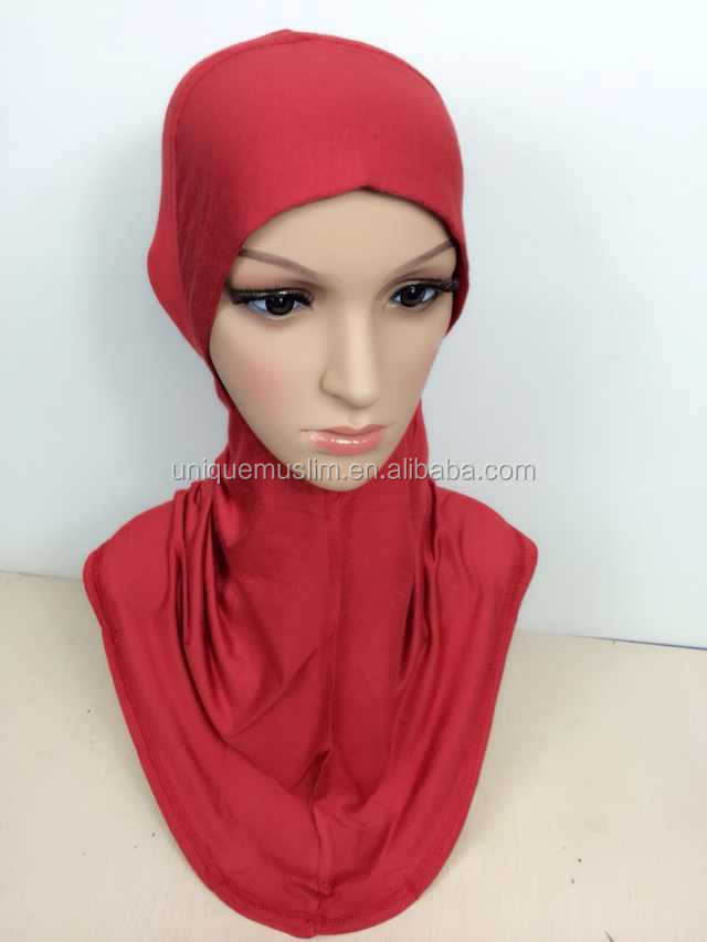 C067 new style big size ninja inner underscarf,full underscarf to cover neck
