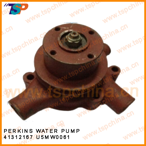 Water pump for PERKINS engine cooling system