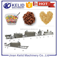 Automatic machinery best price breakfaast cereal corn flakes manufacturer