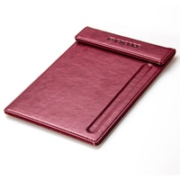 PU Leather Notepad Holder Size A4/A5 Notepad High Quality Writing Pad