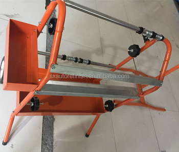 Trolly Style Masking film dispenser Machine