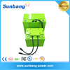 Portable solar energy storage 24v 100ah battery for power tool