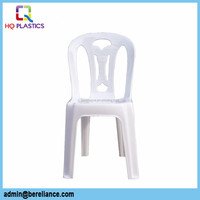 High Density Plastic Dining Chair for Wedding