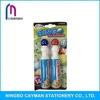 New design factory price single hot dab and dot marker