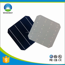 Cheap Taiwan PERC and PID free High Efficiency NSP Photovoltaic Monocrystalline PV Solar Cells 156*156mm