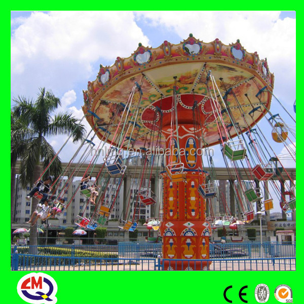 best sale activity amusement thrill rides flying chair games machine