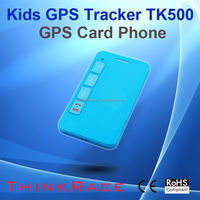 Thinkrace Amber alert GPS KID'S PHONE for children with SOS Button TK500
