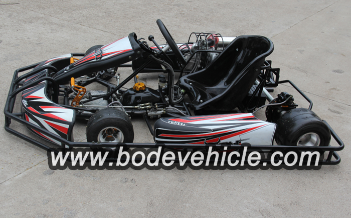 CE 163CC/200CC/270CC/390CC Cheap Karting/Racing go kart with Hoda engine