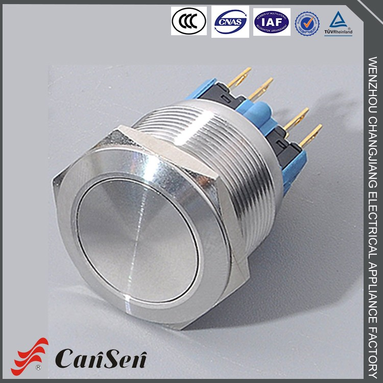 Hot sale best quality IP67 IK10 22m emergency push button switch