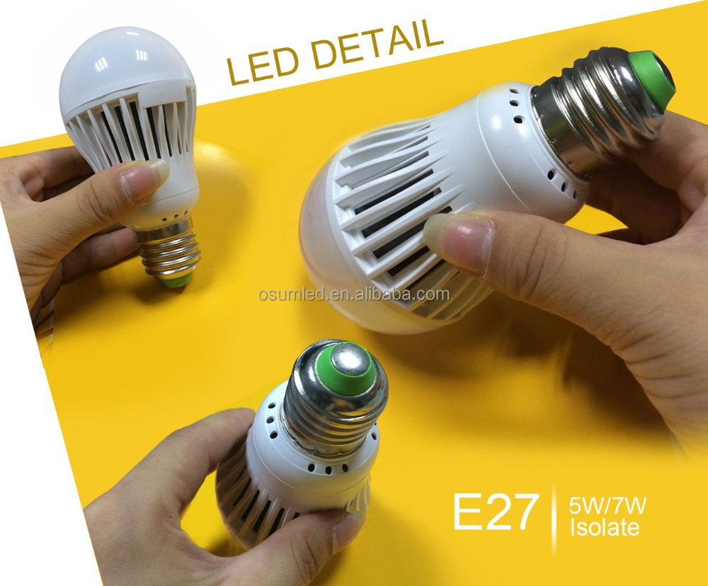 flower shape energy saving light bulb