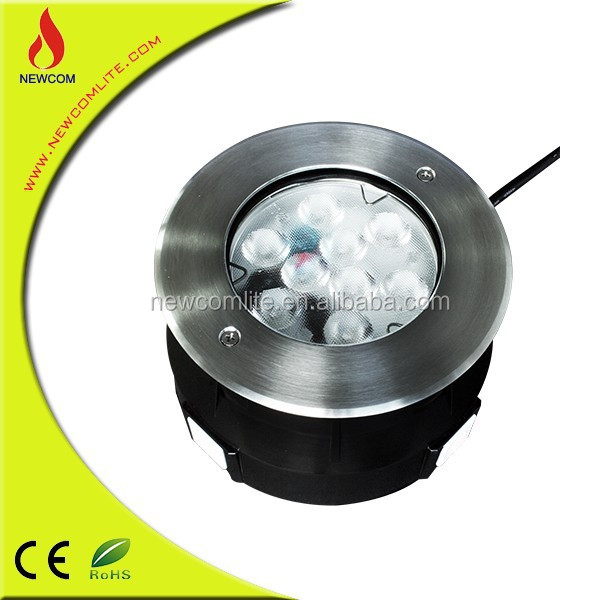 LED Ingroud light IP67 Underground Stainless Steel Housing