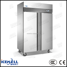 4 doors kitchen commercial stainless steel refrigerator