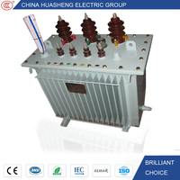 IEC approved oil type 3 phase 25kva power transformer