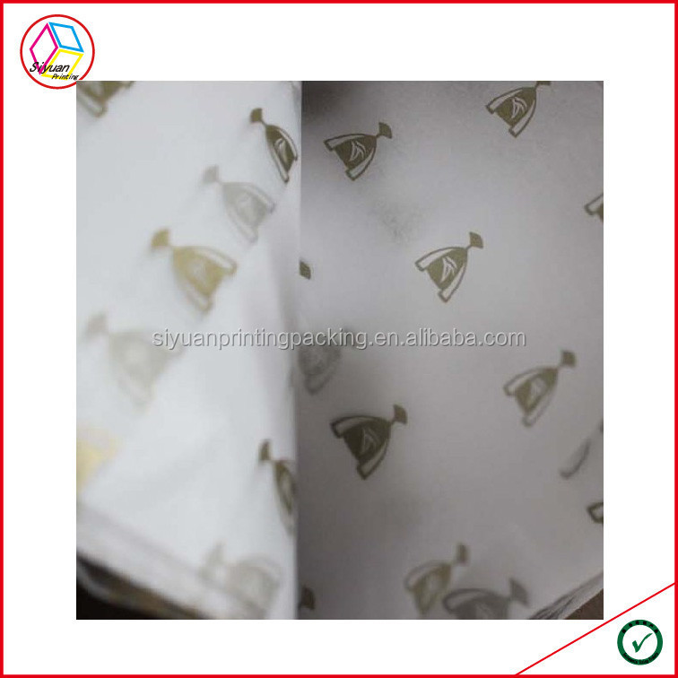High Quality Custom Printed Tissue Paper