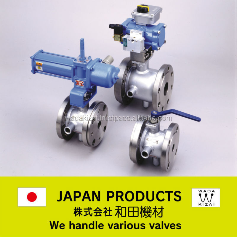 Manually operated 2way long stem type , long bonnet ball valve
