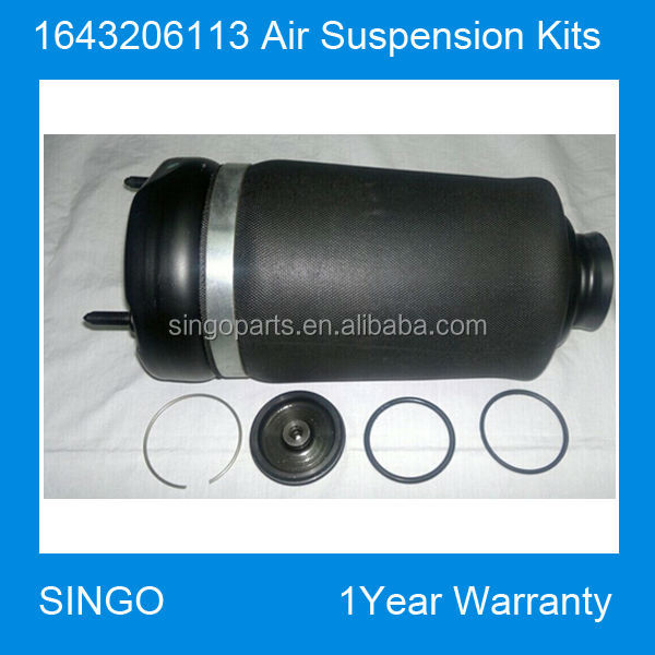 Brand New Mercedes W164 1643206113 Air Suspension Kits