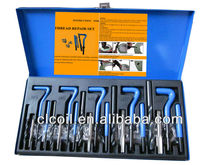 2014 Factory wholesale car tool thread repair kit set Auto parts for rethreading
