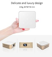 China hottest pico projector, DLP full hd projector with wifi and android home theater