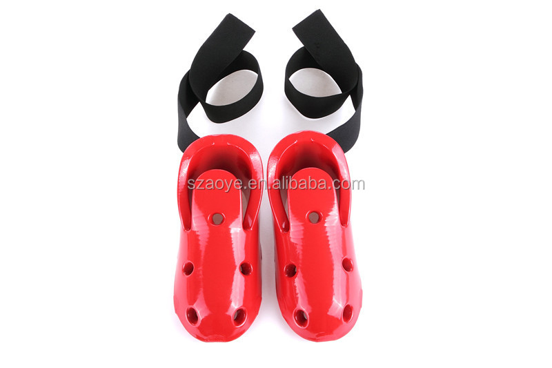 Taekwondo Karate Dipped Foam Sparring Boots