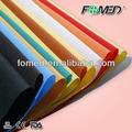 Medical absorbent non woven swabs