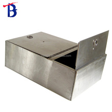 High precision electric stainless steel terminal boxes covers