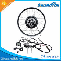low price Programmable ! New Version! Magic Pie 4! Electric bicycle kit / E bike kit / hub Motor 24V/36V/48V 250-1000W