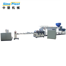 SINOPLAST 60KW/HR Electrical Consumption PP Plastic Extruder PE Foam Sheet Extrusion Line Making Machine