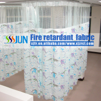 2015 hot sale Low Flammable Curtain ,Hospital Room Privacy Screens For Comfort And Seclusion