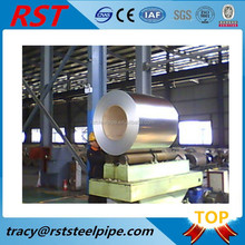 Factory price zinc coating cold rolled galvanized steel in coil price per kg iron rod 1020 steel price
