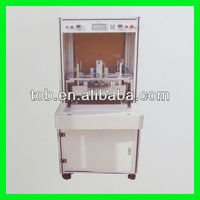 Straight line type vacuum heat sealer machine for lithium ion battery pouch