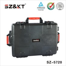 High quality hard plastic laptop waterproof tool cases