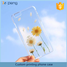 2017 new design high quality china factory OEM mobile phone accessory custom printing phone case for Huawei Honor 6X