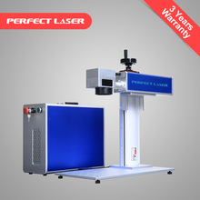 Watch Phones CNC Metal Fiber Laser Marking Machine for Sale