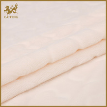 Latest popular foldable flannel soft blanket fabric in roll