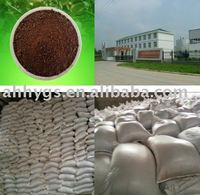 Wide used Acquaculture,crop farming,organic fertlier tea seed meal without straw