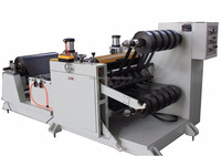 kraft paper slitting and rewinding machine(slitting rewinder)