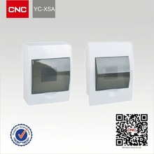 YC-XSA Surface/Flush Mount distribution box pvc distribution box