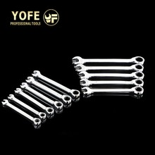 Free Shipping YOFE 11Pieces Hot Sale On Aliexpress Carbon Steel Material 72 Teeth Ratchet Spanners And Wrenches Automotive Tools