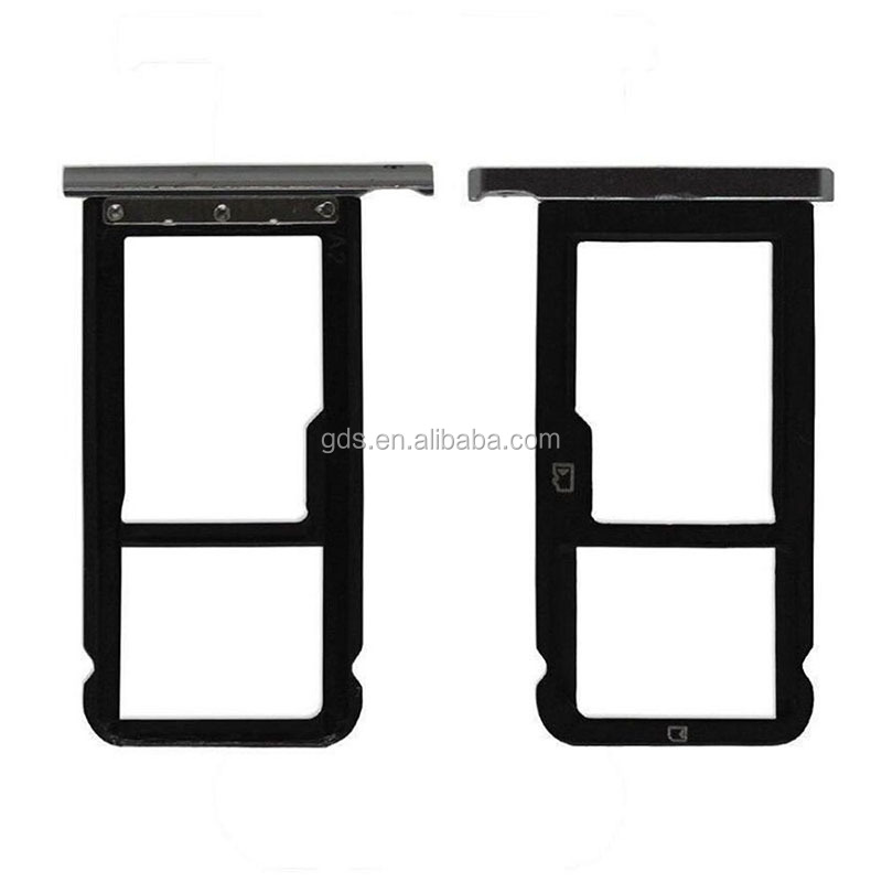 GDS Cell phone  parts  Replacement for ZTE Z Max Pro Z981  Sim tray slot
