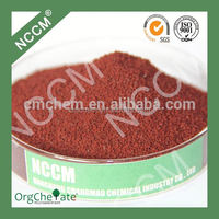 EDDHA fe6% iron chelate nano fertilizer
