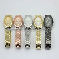 Fancy Girl Stainless Steel Back Swiss Legend Watches