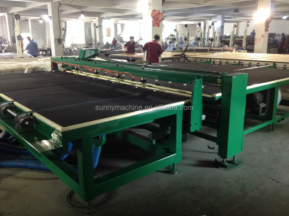 CE Mul-tifunction Semi-automatic and CNC Glass Cutting Machine/Cutting Table