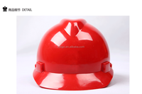 Open face emergency industrial safety helmet