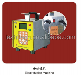 Electric Fusion Welder for PE / PP/Plastic Pipes