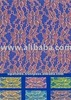 Polyester / Nylon Rigid All-Over Raschel Lace