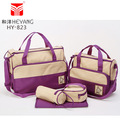 2015 Top Quality Diaper Bags Mummy Baby Travel Bag Organizer