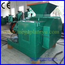 Pressure Ball Coal Charcoal Screw Type Biomass Briquette Machine
