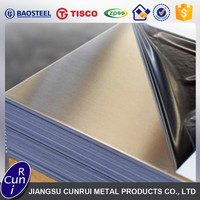 Hairline finish Stainless Steel Sheet useful good price 304 stainless steel sheet