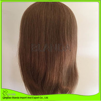 2014 china wholesale new product 100% human hair styling mannequin head
